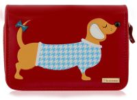 Womens/Ladies Medium Dachshund Sausuge Dog Cartoon Designs
