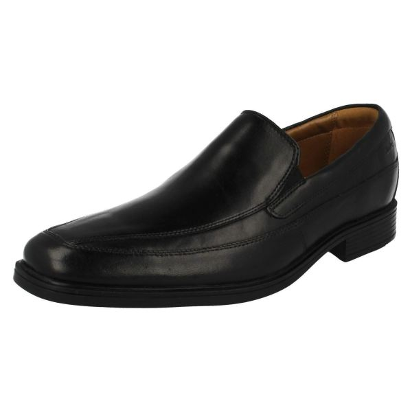 Mens Clarks Slip Shoes - Tilden Free