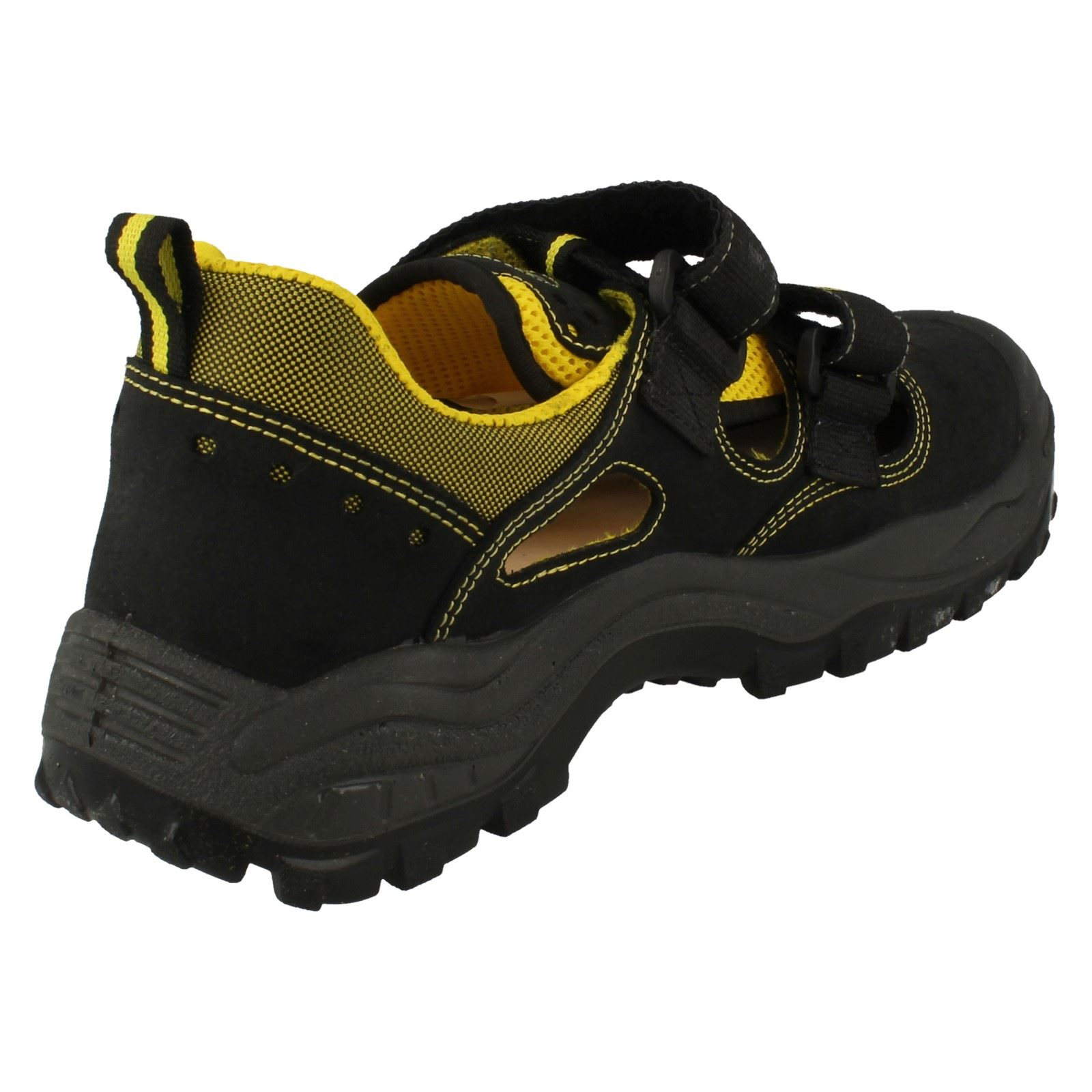 Mens Panther Steel Toe Cap Safety Sandals - Dune | eBay