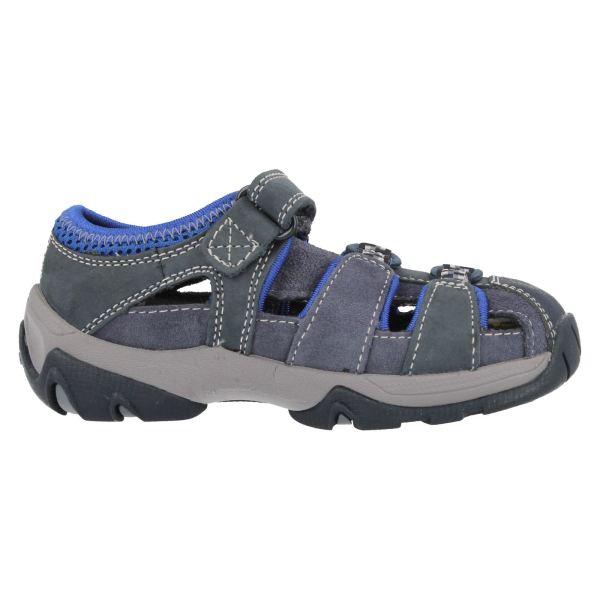 Boys Clarks Closed Toe Summer Sandals Air Shark