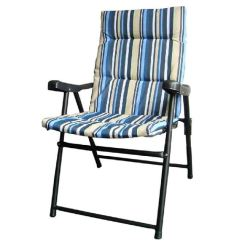 Folding Loveseat Lawn Chair Affordable Wingback Chairs Padded Patio Style - Pixelmari.com