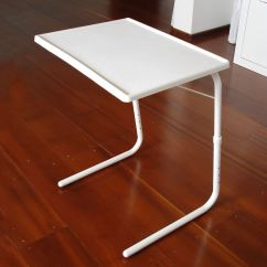 Sofa Tv Tray Table Best Fabric To Reupholster A Adjustable Folding Dinner Laptop Mate