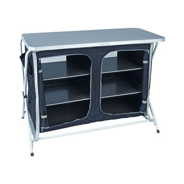 Royal Easy Folding Storage Unit Shelves Cupboard