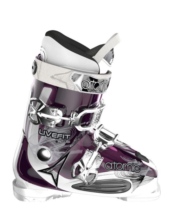 Atomic Live Fit Womens Ski Boots 2014