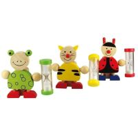 Cute Kids Toothbrush Holder with Timer Tooth Brush ...