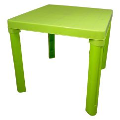 Kids Plastic Table And Chairs Desk Chair With Arms Wheels Childrens Set Coloured Nursery