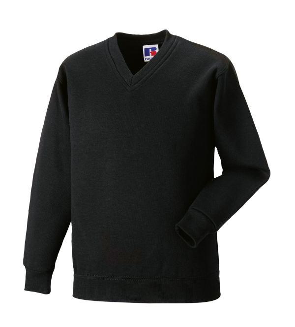 Russell V-Neck Sweatshirts for Men