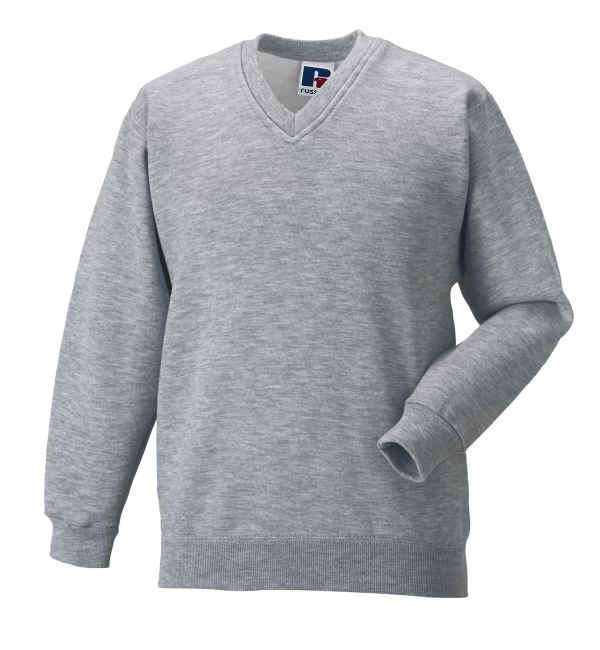 Russell V-Neck Sweatshirts for Men