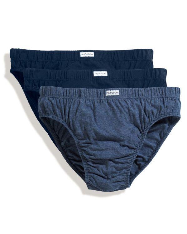 Fruit Of Loom Underwear-men' Classic Slip Briefs Underwear 3 Pack