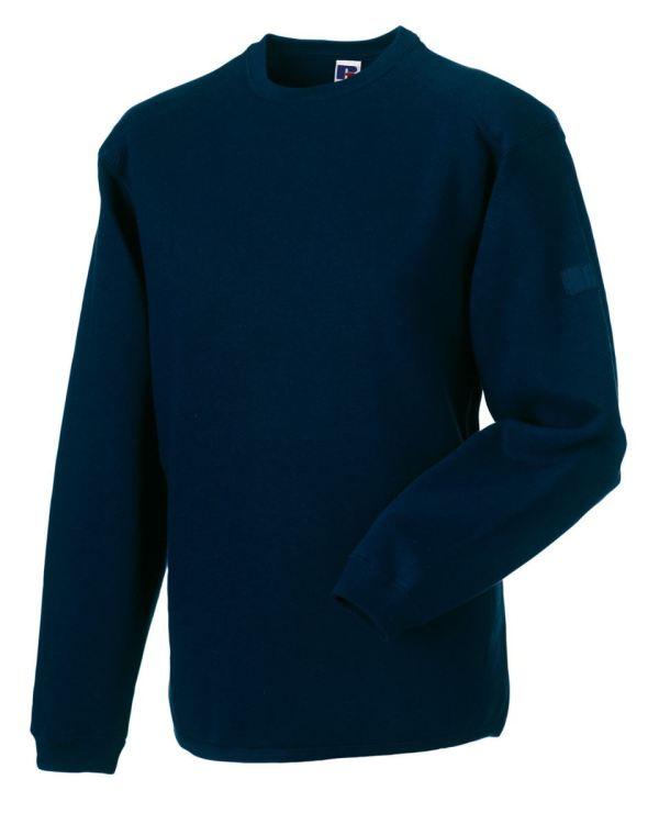 Heavy Duty Crew Neck Sweatshirts for Men