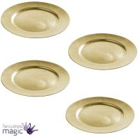 33cm Large Charger Plate Under Hot Plates Christmas Xmas ...