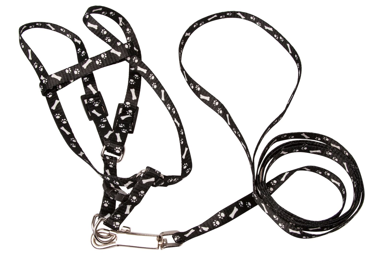 Working Dog Harness With Saddlebags