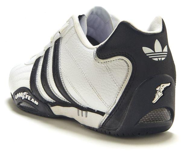 Adidas Originals Goodyear Adi Racer Trainers White