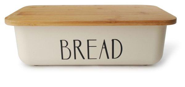 Metal Bread Box Storage Container