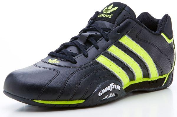 Adidas Originals Goodyear Adi Racer Trainers Black & Green