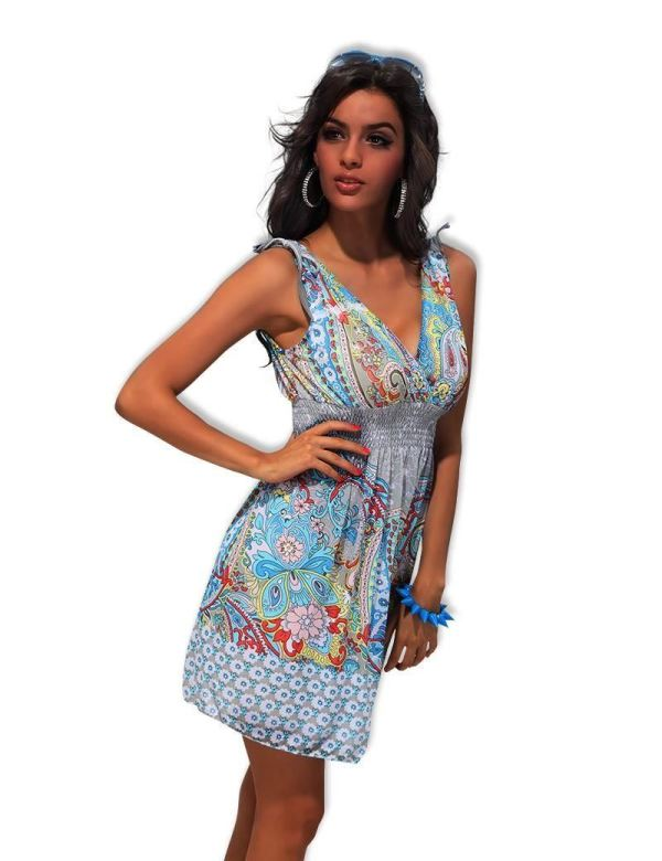 Tropical Vacation Dresses For Women - Year of Clean Water