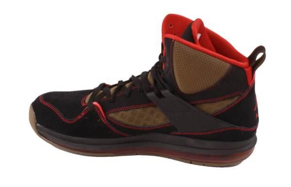 Nike Jordan Flight 45 High Max Mens Black Olive Red