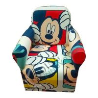 Kids Cartoon Character Children Chair Armchair Disney ...