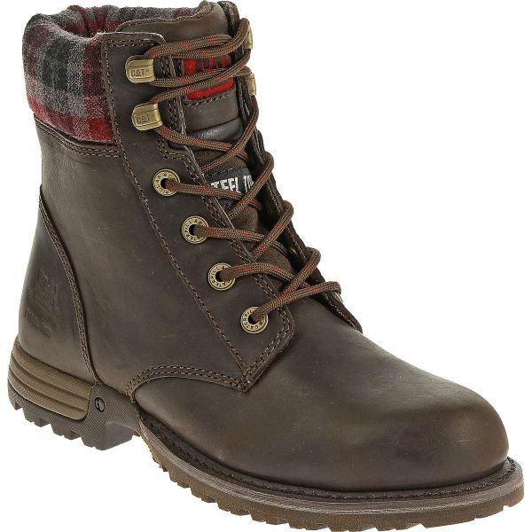 Cat Footwear Womens Kenzie Steel Toe Work Boot