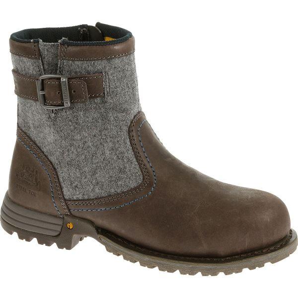 Cat Footwear Womens Jace Steel Toe Work Boot