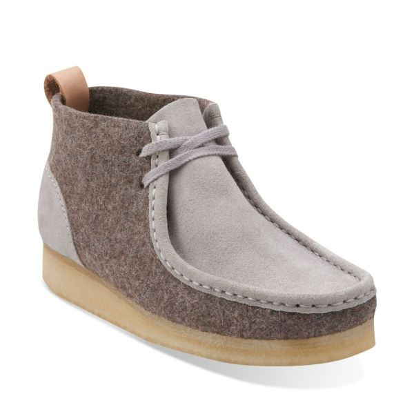 Women's Clarks Wallabee Boot