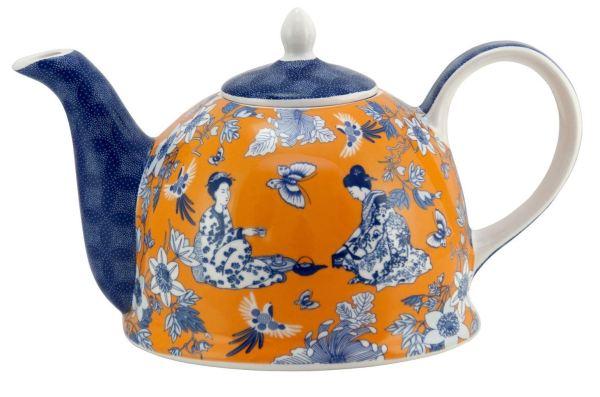 Jameson & Tailor Ceramic 1.3 1.8l Tea Pot Teapot In
