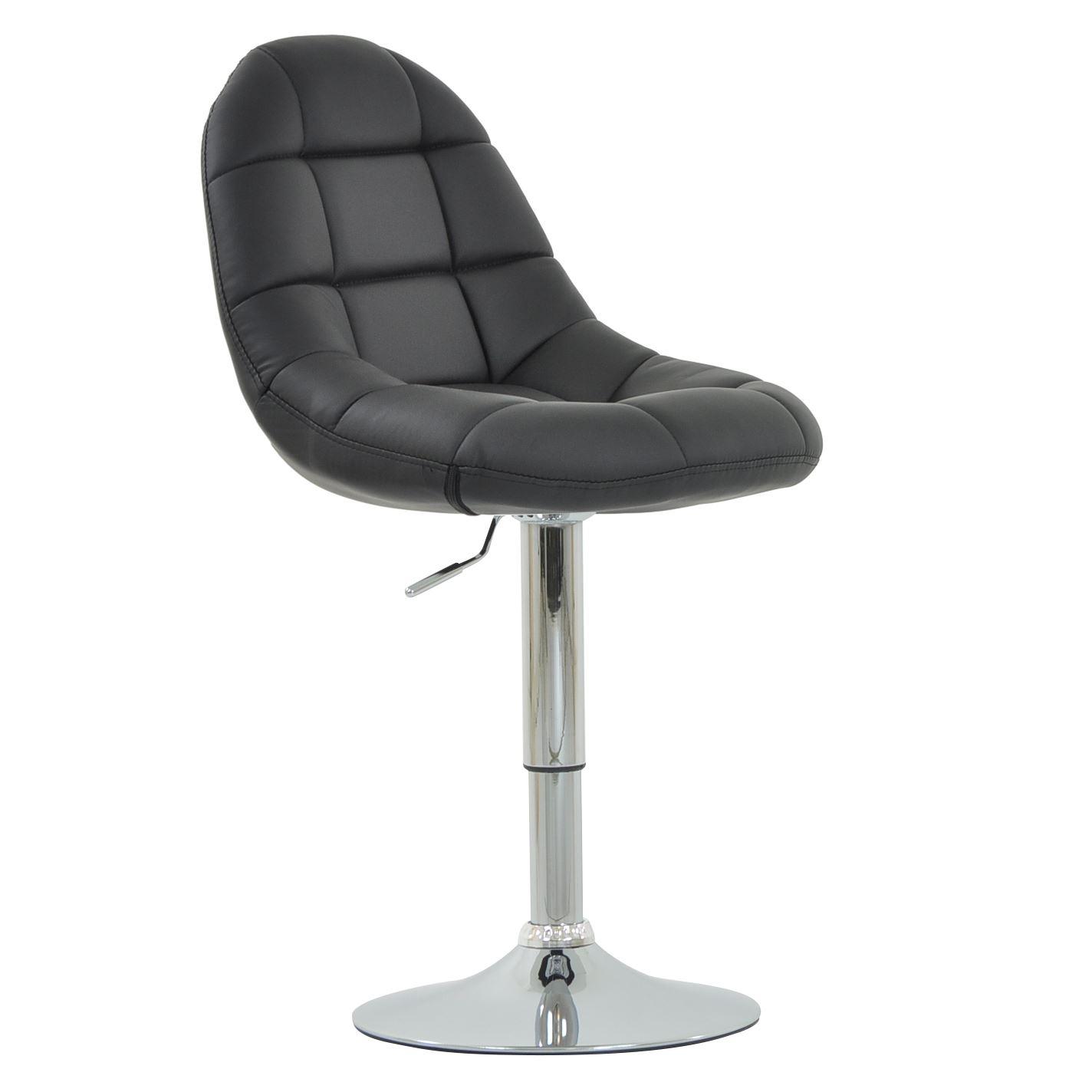 desk chair tesco directors montrose faux leather padded swivel office dining ebay