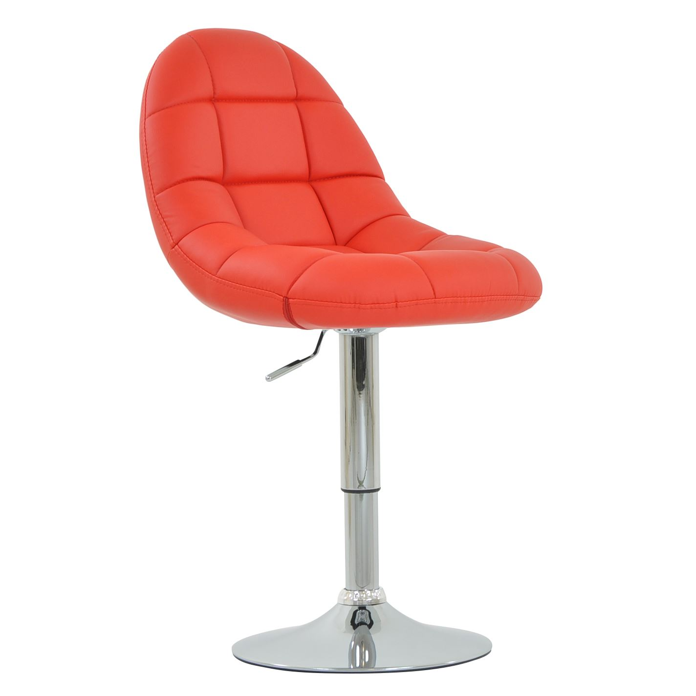 desk chair tesco doc mcstuffins australia montrose faux leather padded swivel office dining ebay