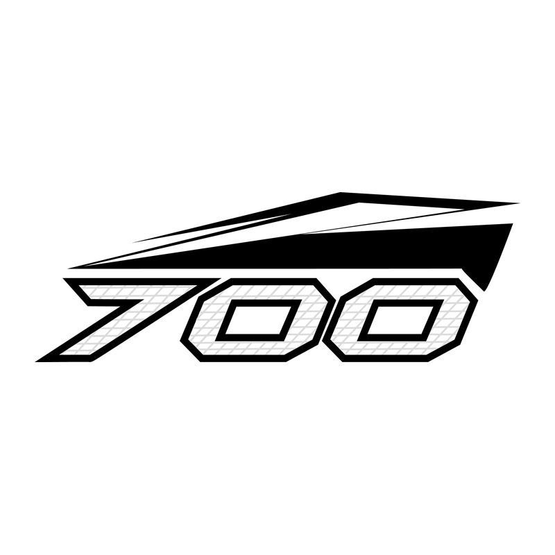 Arctic Cat Quad R/H 700 Sticker