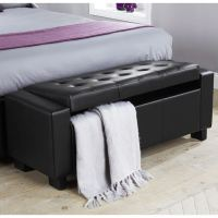 FAUX LEATHER FABRIC CHENILLE DIAMANTES HOPSACK BLANKET BOX ...