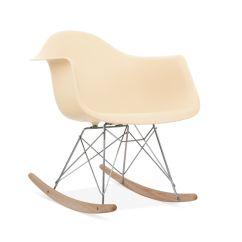 Baby Room Rocking Chair Camo Bean Bag Eames Rar Rocker Armchair Retro Lounge
