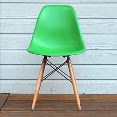 Eiffel Chair Wood Legs Indoor Rattan Chairs And Table Set Of 2 Dsw Dining Eames Inspired Wooden