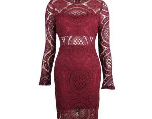 Crochet Lace Details Clothes Pinterest