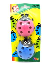 Pencil Sharpener Ladybird Pen Pencil Holder School