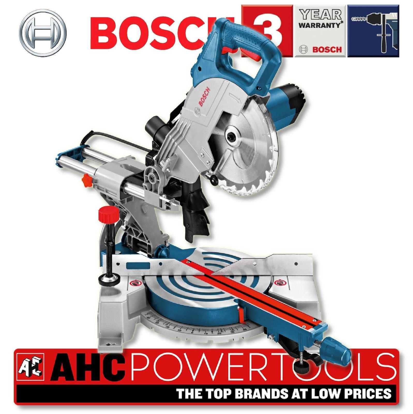 Bosch Sliding Mitre Saw Power Tools