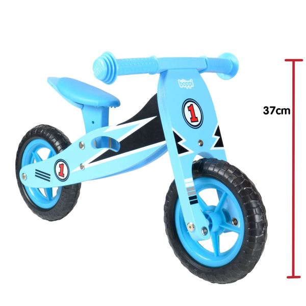 Boppi Baby 2 In 1 Trike Bike Wooden Tricycle