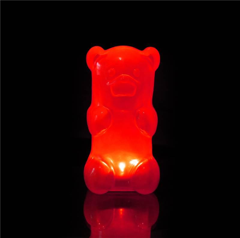 Jailbreak Toys Gummylamp Gummy Bear Lamp nightlight Fun