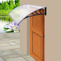New Door Canopy Awning Rain Shelter Front Back Porch ...