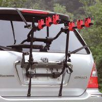 3 Bicycle Bike Car Cycle Carrier Rack Hatchback Rear Mount ...