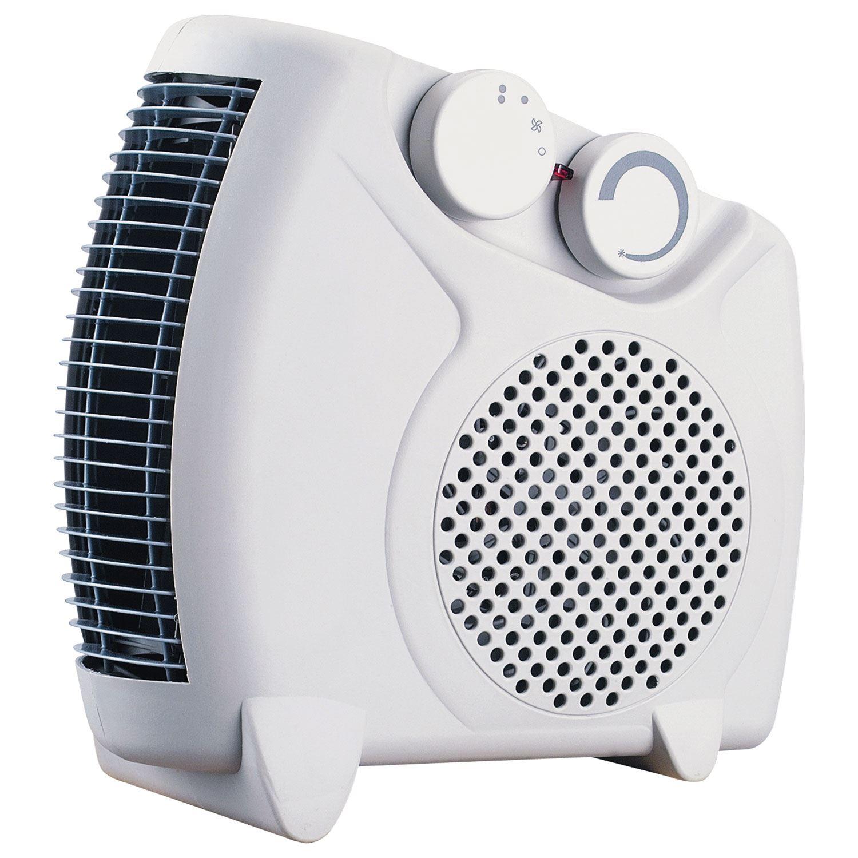 electric fan heaters 12 volt wiring diagram for trailer 2000w flat upright heater 2 heat settings