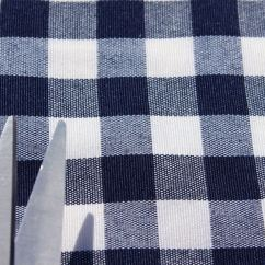Kitchen Curtain Fabric For Sale Lg Suite Vintage Shabby Heavy Cotton Gingham Upholstery
