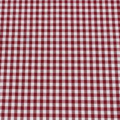 Kitchen Curtain Fabric For Sale Cheap Chairs Vintage Shabby Heavy Cotton Gingham Upholstery