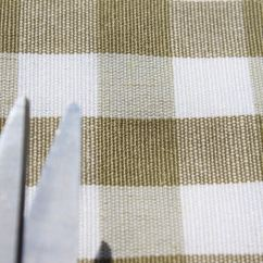 Kitchen Curtain Fabric For Sale Cheap Ideas Vintage Shabby Heavy Cotton Gingham Upholstery