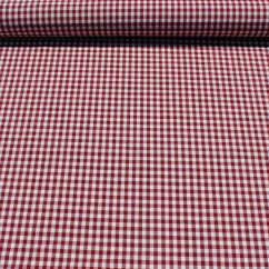 Kitchen Curtain Fabric For Sale Coffee Decor Vintage Shabby Heavy Cotton Gingham Upholstery