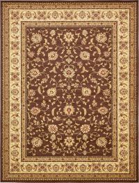 Traditional Rug Oriental Area Rug Persian Style Carpet New ...