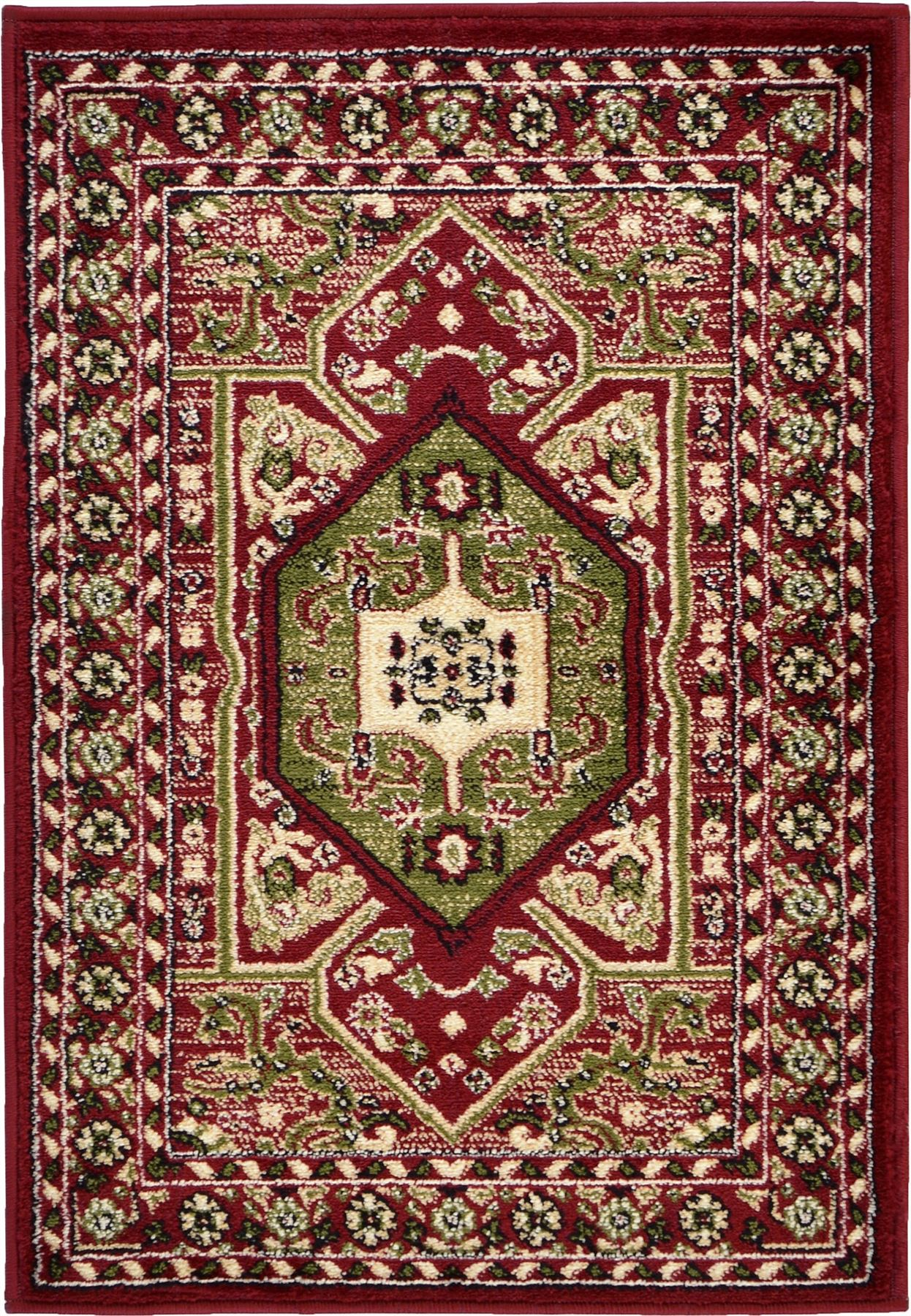Traditional Rug Oriental Area Rug Persian Style Rugs Carpets  8 Sizes  Color  eBay