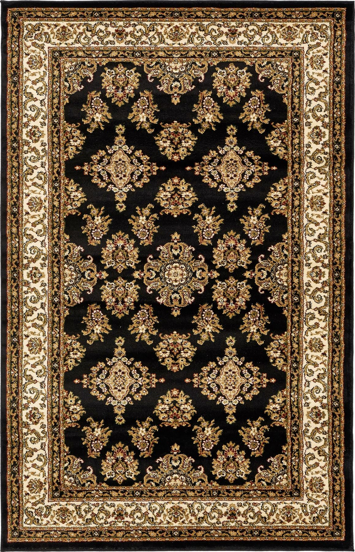 Traditional Rugs Oriental Area Rug Persian Style Carpet New Soft Persian Rugs  eBay