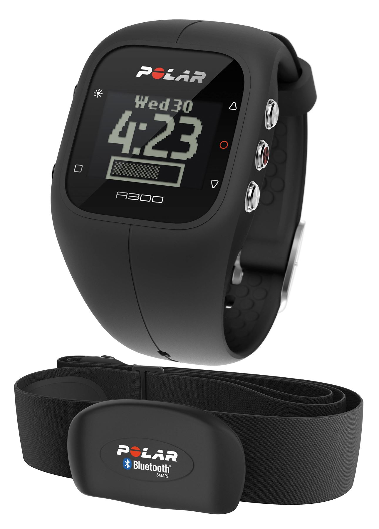Polar A300 Activity Tracker with/without H7 Bluetooth ...