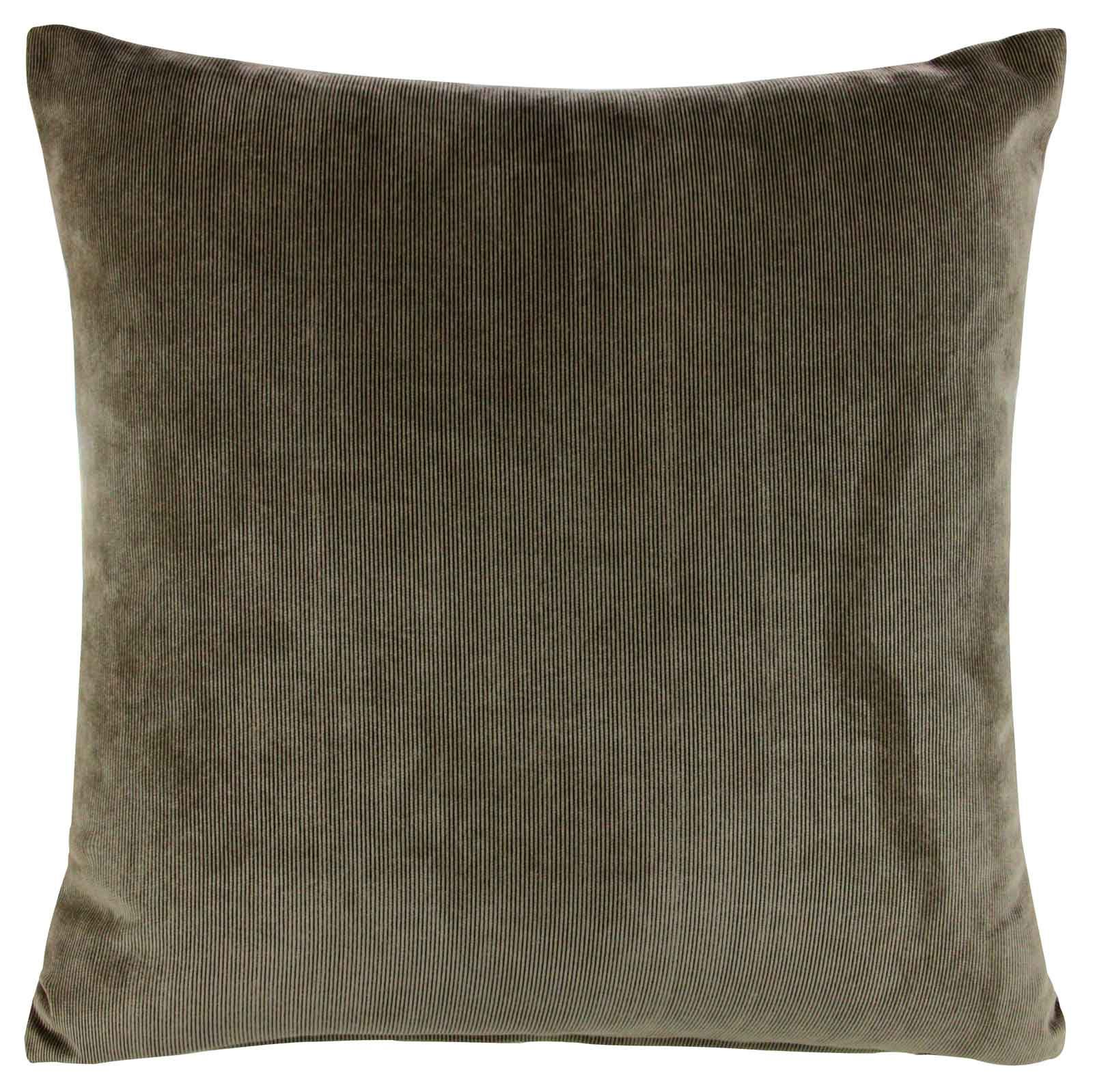 luxury sofa throw pillows t35 modern black sectional cord cushion cover 18 quot x soft feel decorative
