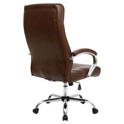 Office Chair Posture Tips White Chairs Johannesburg Mexico Premium High Back Executive Leather